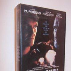 Cine: TERMINAL FORCE VHS - SERIE B CON BRIGITTE NIELSEN Y SAM RAIMI CINTA NUEVA Y UNICA ¡REBAJADA 20%!. Lote 48599929
