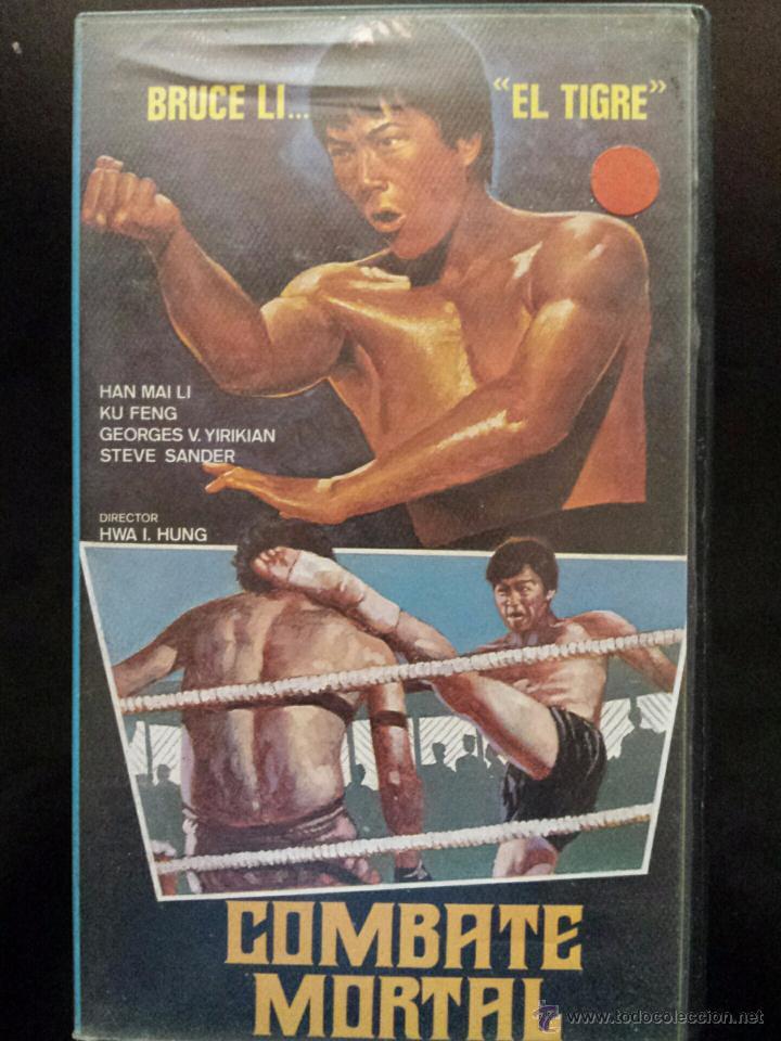 COMBATE MORTAL -VHS (Cine - Películas - VHS)