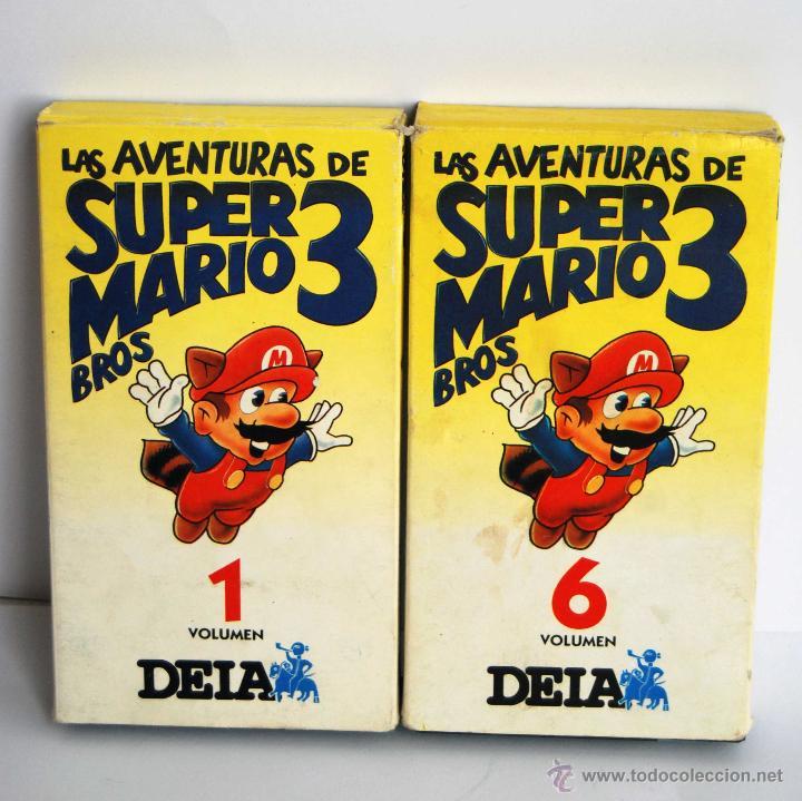 Las Aventuras De Super Mario Bros 3 Volumen 1 Y Sold Through Direct Sale 48917835