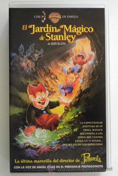 El jard n m gico de stanley don bluth pel c comprar for El jardin magico