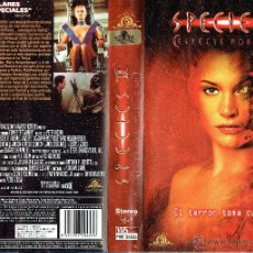 Cine: SPECIES II. ESPECIE MORTAL II. Lote 49368220