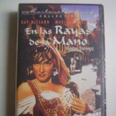 Cine: EN LAS RAYAS DE LA MANO.- COLECCIÓN MARLENE DIETRICH.- -PRECINTADA. Lote 49564572
