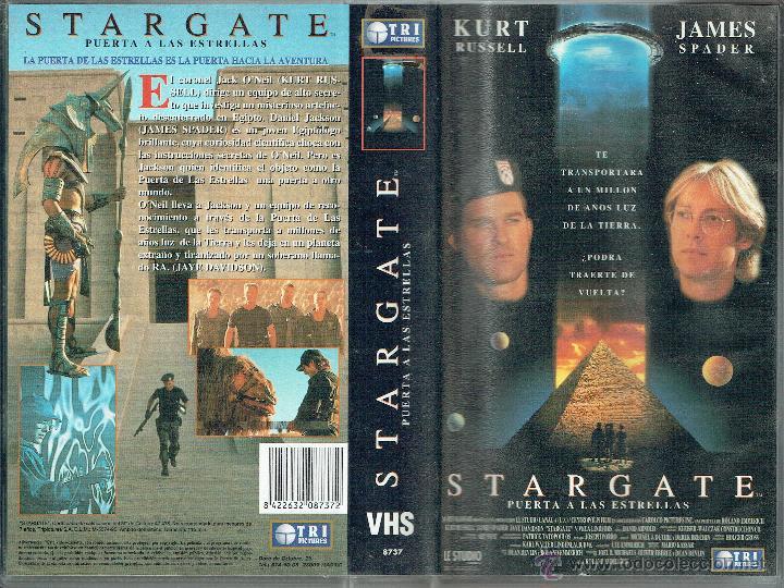 Stargate Puerta A Las Estrellas Buy Vhs Movies At Todocoleccion 49765478
