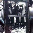 Cine: VHS IMAGENES DE IRUN 1912. Lote 49864255
