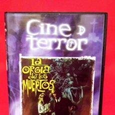 Cine: LA ORGÍA DE LOS MUERTOS - L'ORGIA DEI MORTI (1973). Lote 50178264