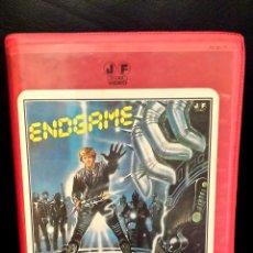 Cine: BRONX: LUCHA FINAL - ENDGAME (1983). Lote 50180329