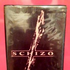 Cine: SCHIZO - ESQUIZOFRENIA (1976). Lote 50180669