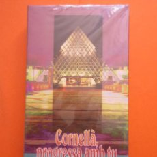Cine: CINTA VHS CORNELLA BARCELONA PROGRESSA AMB TU. Lote 50191715