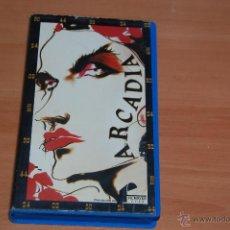 Cine: PELICULA VHS ARCADIA DESCATALOGADA. Lote 50292094