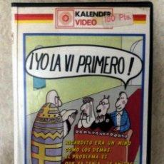 Cine: YO LA VI PRIMERO - MANUEL SUMMERS. Lote 50358103
