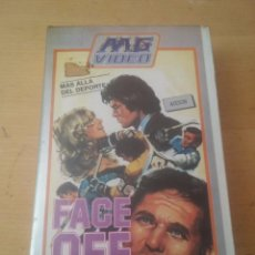 Cine: VHS - FACE OFF. Lote 50528639