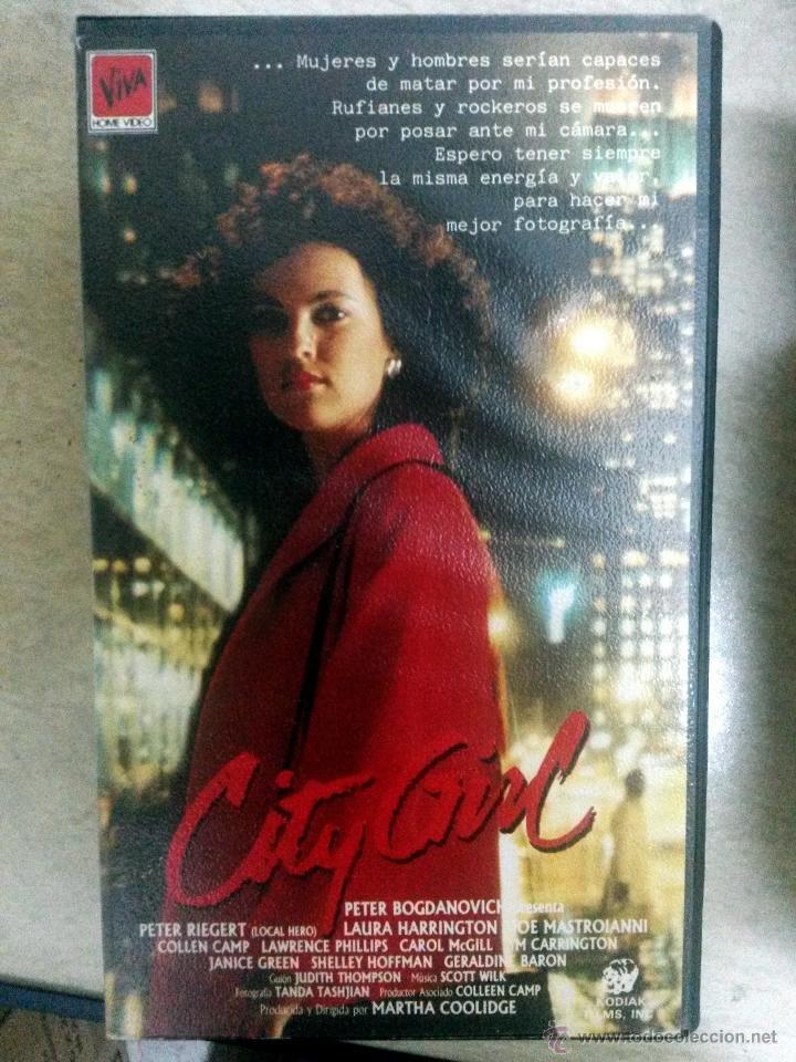 CITY GIRL - LAURA HARRINGTON - PETER RIEGERT (Cine - Películas - VHS)