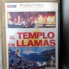 Cine: EL TEMPLO EN LLAMAS - JOSEPH KUO. Lote 50551316