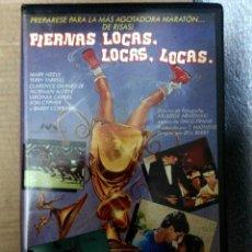 Cine: PIERNAS LOCAS, LOCAS LOCAS - TERRY FARRELL. Lote 50564201