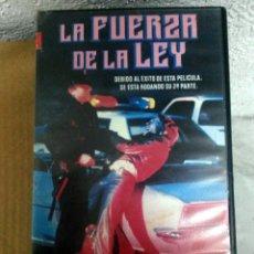 Cine: LA FUERZA DE LA LEY - CÜNEYT ARKIN / SEVDA KARACA. Lote 50600488