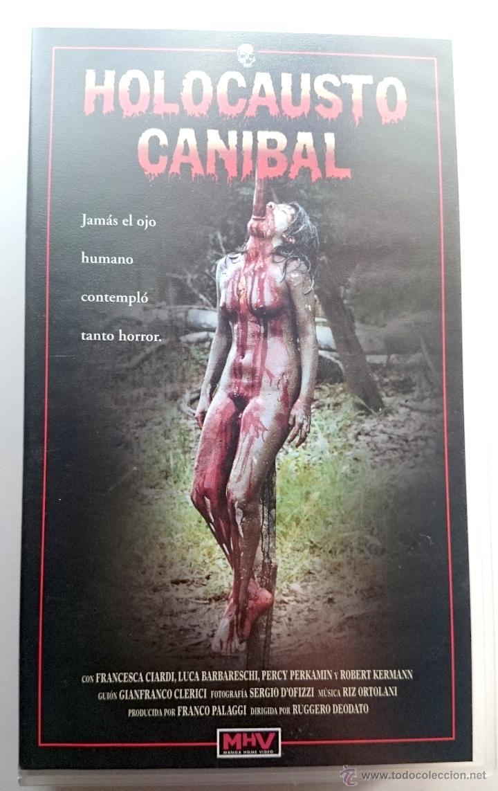 HOLOCAUSTO CANIBAL - RUGGERO DEODATO (Cine - Películas - VHS)