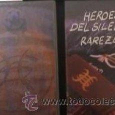 Cine: PACK COLECCIONISTA HEROES DEL SILENCIO: PARASIEMPRE + RAREZAS (VER DESCRIPCION). Lote 43471175