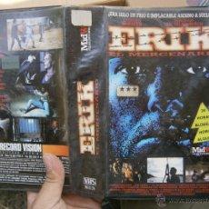Cine - ERIK EL MERCENARIO-VHS - 50864813