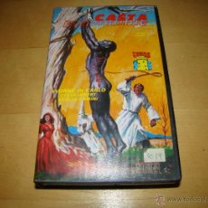 Cine: VHS - CASTA INDOMABLE . Lote 111830766