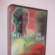 Cine: MILLENIUM MAN VHS - SERIE B CON ANDROIDES, REALIDAD VIRTUAL Y EXPERIMENTOS ¡¡OPORTUNIDAD!!. Lote 51179311