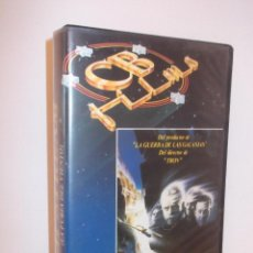 Cine: LA FURIA DEL VIENTO VHS - FILM OCHENTERO FUTURISTA CON MARK HAMMILL Y B. KINGSLEY ¡OPORTUNIDAD!. Lote 51254580