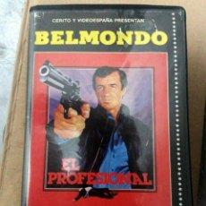 Cine: EL PROFESIONAL - JEAN-PAUL BELMONDO / JEAN DESAILLY - PEDIDO MINIMO 6€. Lote 51378516