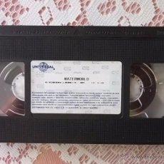 Cine: VHS - WATERWORLD - KEVIN COSTNER.. Lote 51462874