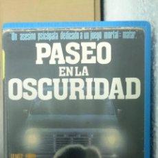 Cine: PASEO EN LA OSCURIDAD - SUSAN SULLIVAN - SLASHER. Lote 51551030