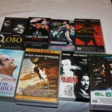 Cine: LOTE 8 PELICULAS VHS. Lote 51641910