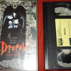 Cine: VHS DRACULA FRANCIS FORD COPPOLA. Lote 51934118