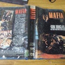 Cine: MAFIA. KIRK DOUGLAS VHS. Lote 52023388