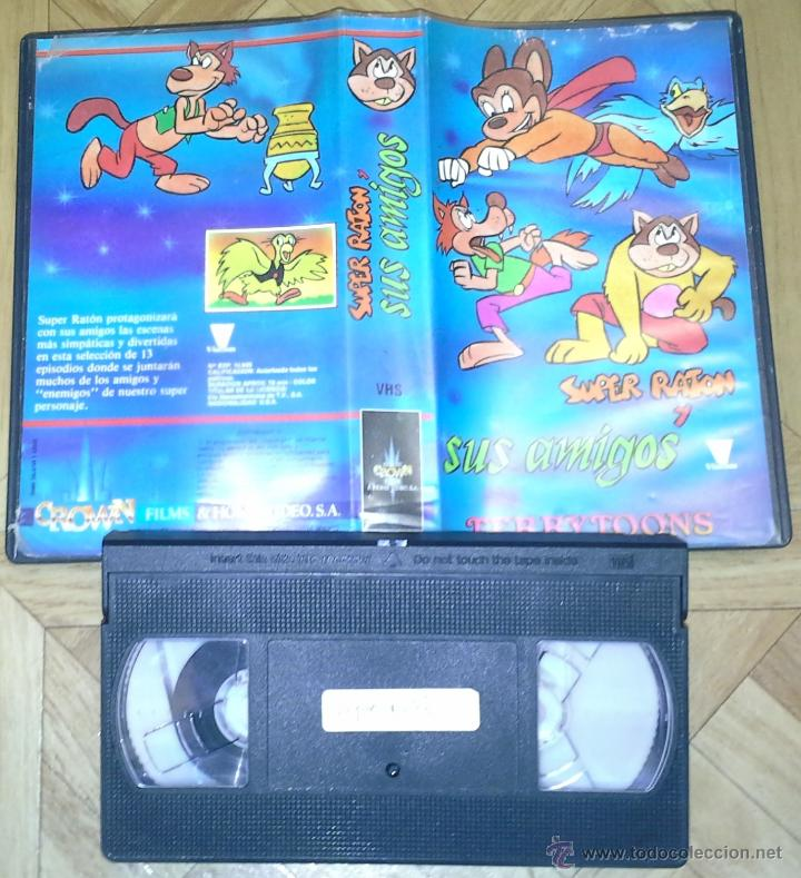 super raton y sus amigos animacion dibujos an  Comprar