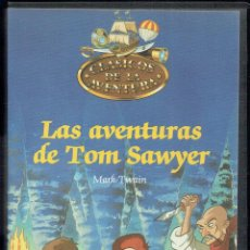 Cine: LAS AVENTURAS DE TOM SAWYER. Lote 52671223