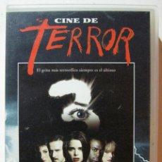 Cine: VHS SCREAM 3. Lote 52698895