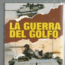 Cine: VIDEO VHS *LA GUERRA DEL GOLFO* - ED. ESPECIAL PARA DIARIO EL OBSERVADOR (1991). Lote 52732148