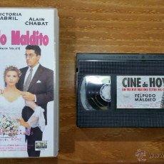 Cine: FELPUDO MALDITO-1994-VHS. Lote 52827656