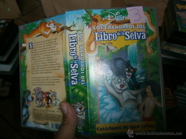 Los Cachorros Del Libro De La Selva Vhs Compra Sold Through Direct Sale 52943779