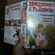 Cine: MORTADELO Y FILEMON -VHS. Lote 52944749