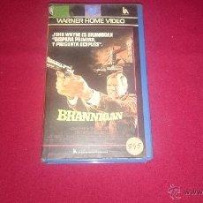 Cine: BRANNIGAN - VHS . Lote 52985212