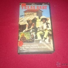 Cine: TEXAS BABY - VHS. Lote 52989485