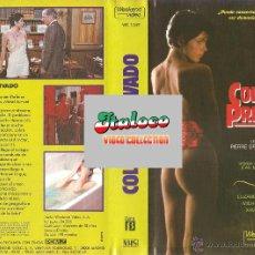 Cine: VHS COLEGIO PRIVADO - PIERRE GRANIER - DEFERRE - ELIZABETH BOURGINE. Lote 53119089