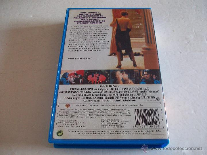 Cine: EYES WIDE SHUT/ Cruise, Kidman, Kubrick - Foto 2 - 53198281