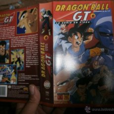 Cine: DRAGON BALL GT 9-VHS. Lote 53233035