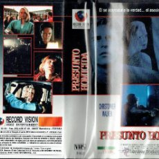 Cine: PRESUNTO HOMICIDA. Lote 53268155