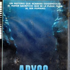 Cine: . VHS ABYSS . Lote 53319522