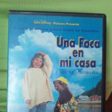 Cine: UNA FOCA EN MI CASA - WALT DISNEY PICTURES. Lote 53463556
