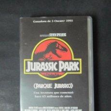 Cine: VHS JURASSIC PARK. Lote 53522220