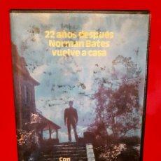 Cine: PSICOSIS 2: EL REGRESO DE NORMAN (1983) - PSYCHO II. Lote 53817422