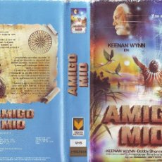 Cine: AMIGO MIO - VHS - RAREZA. Lote 53830793