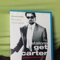 Cine: GET CARTER - ASESINO IMPLACABLE - SYLVESTER STALLONE. Lote 54006411